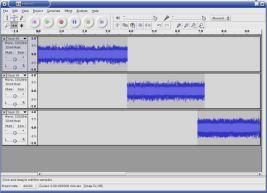 Songs in the Key of Tux: Audacity LG #104
