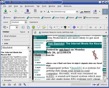 Linux Gazette : August 2004 (#105)