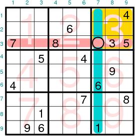 Solving sudokus with GNU Octave (I) LG #174